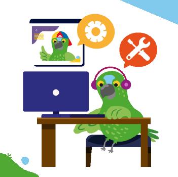 Programar en casa